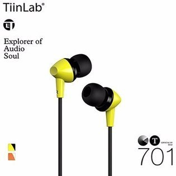 TiinLab Crystal of TFAT CT 水晶系列 CT701 周杰倫 調音 入耳式 耳機