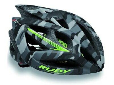 【7號公園自行車】RUDY PROJECT AIRSTORM 安全帽(迷彩黑)