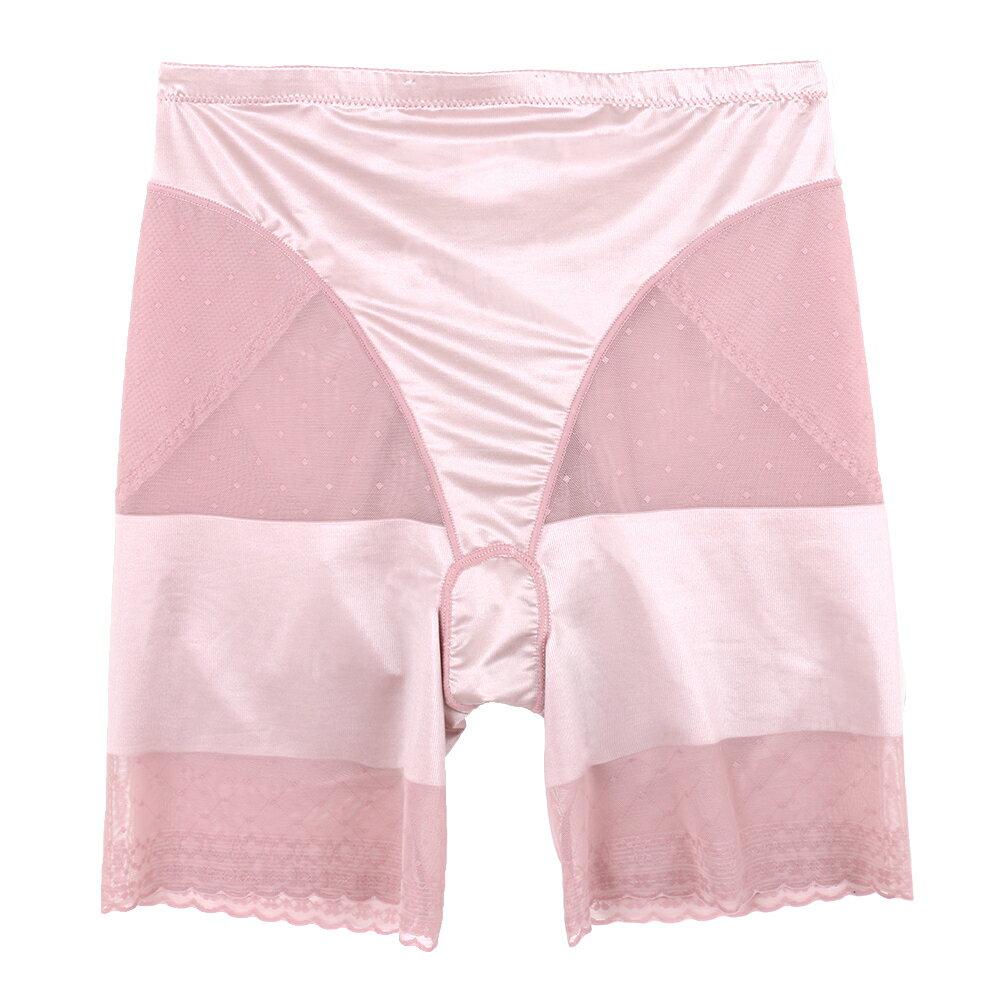 現貨 免運【夢蒂兒】280丹 俏女爵無痕機能束褲(粉藕) 1