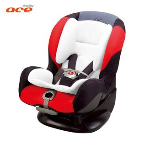 【奇買親子購物網】babyace 0~4歲汽車安全座椅(藍/橘/紅/橘紅)