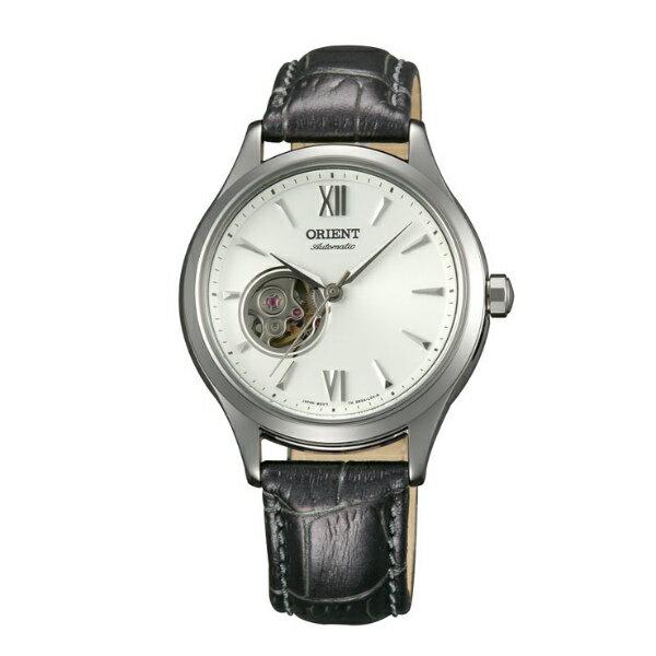 Orient 東方錶(FDB0A002W)ELEGANT系列 優雅小鏤空機械錶/白面36mm