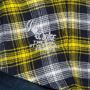 ET BOiTE 箱子  法蘭絨格子襯衫 - 現貨【單筆滿888結帳輸入 SS_20161208→再折100元】 2