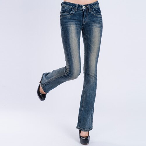 【ET BOîTE 箱子 】經典翹臀靴型褲 0