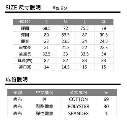 【ET BOîTE 箱子】漸層丹寧直筒褲 2