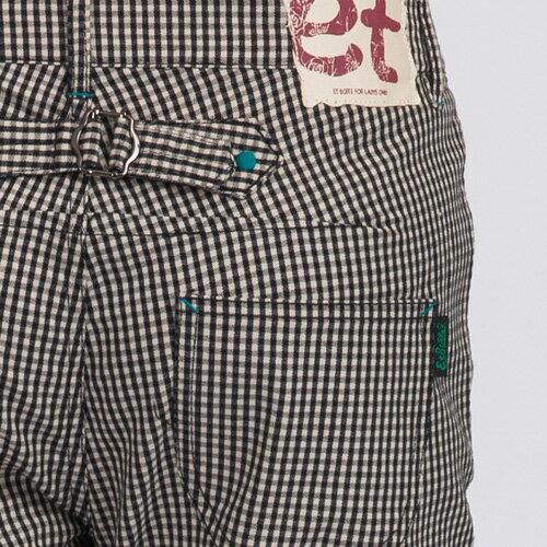 【SS指定商品5折↘】ET BOiTE 箱子  格紋男友褲 - 【單筆滿888結帳輸入 SS_20161208→再折100元】 1