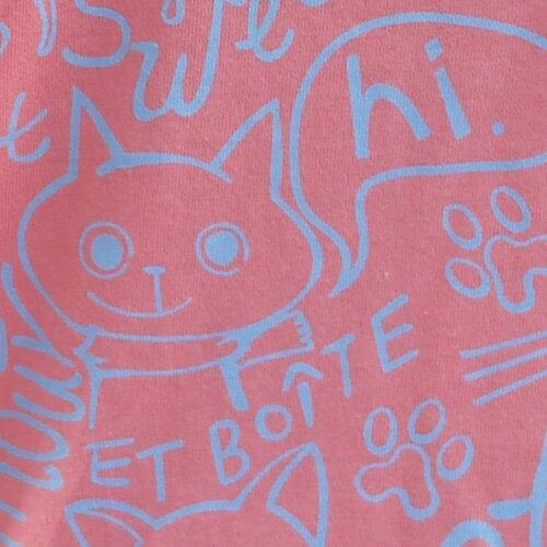 【ET BOîTE 箱子】Amour貓咪趣味長袖T恤 1
