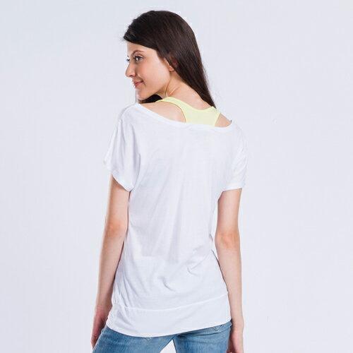 【ET BOiTE 箱子】 時尚娃娃假兩件T恤(2色) 1