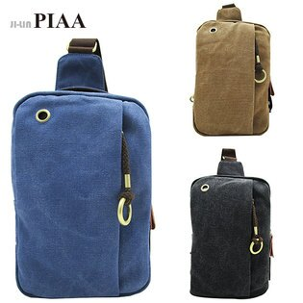 85-8033《PIAA 皮亞》造型拉鍊單雙肩背包 (三色)