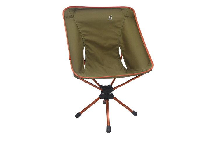 野樂旋轉魔術椅  ARC-815B 野樂 Camping Ace 1