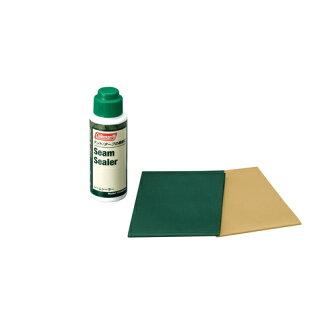 【露營趣】中和 Coleman CM-0052J 帳篷修補包 防水貼條黏著 外帳漏水破洞修補