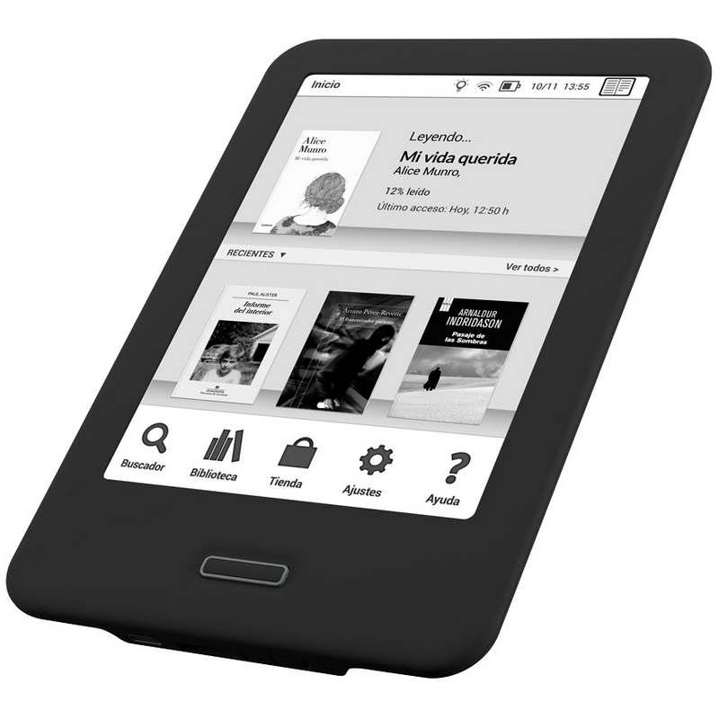 BQ NUEVO CERVANTES 4GB EBOOK E-READER OUTLET 2