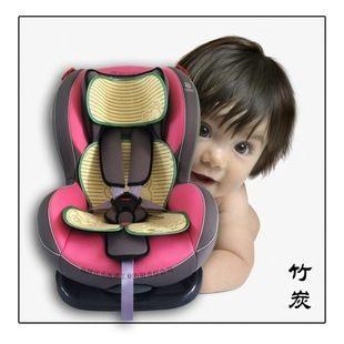 寶寶安全座椅涼蓆 嬰兒草本竹炭涼蓆