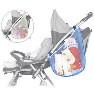 收納袋 嬰兒推車側邊收納袋