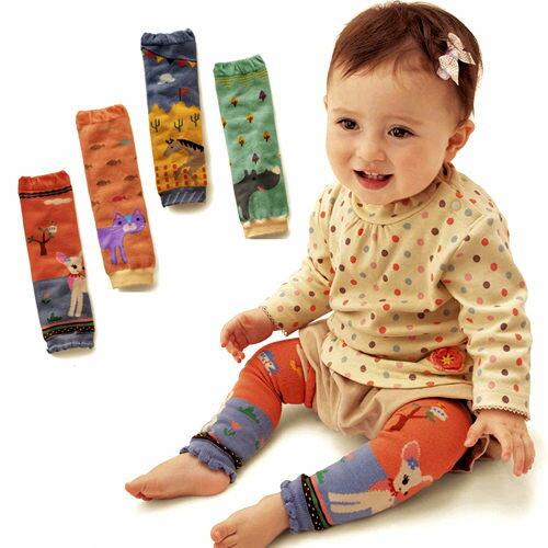 嬰兒護膝套 兒童動物款護膝防摔襪(C)