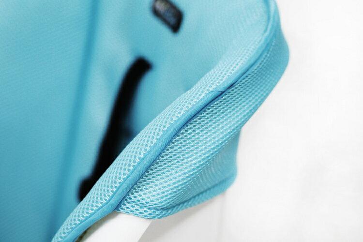 ViViBaby - 蜂巢式立體座墊高低兩段高腳餐椅 6