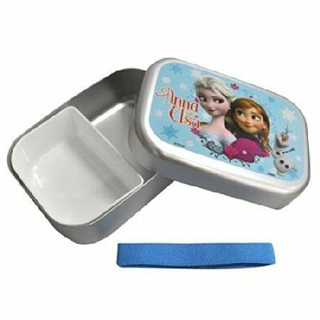 Disney 冰雪奇緣鋁製便當盒 ~陽極氧化鋁加工~~ 製 ~ ~  好康折扣