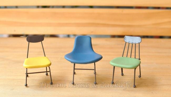 鄉村風 Zakka 仿舊復古 小椅子~ 3款 ~~ 可當拍照道具喔 ~ Zakka  ^#