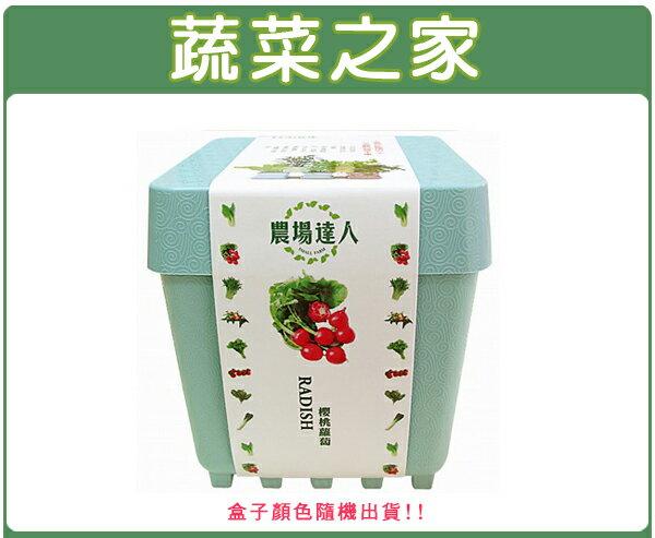 【蔬菜之家004-D05】iPlant小農場系列-櫻桃蘿蔔