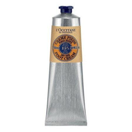 L'Occitane 歐舒丹 乳油木護足霜 150 ml【巴黎好購】 - 限時優惠好康折扣