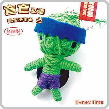 【保險套世界精選】HoneyTime.巫毒娃娃(河童)
