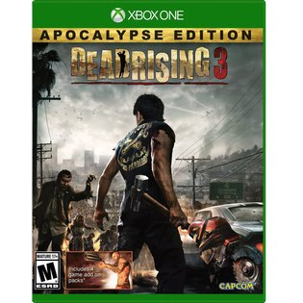 XBOX ONE 死亡復甦 3 世界末日版 中英文美版 Dead Rising 3: Apocalypse