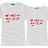 ◆快速出貨◆獨家配對情侶裝.客製化.T恤.最佳情侶裝.獨家款.純棉短T.MIT台灣製.班服.愛情等式【Y0481】可單買.艾咪E舖 0