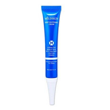 素晴館 MILDSKIN 藍鑽超導鐳射去斑霜 / 極緻美白淡斑乳霜 (20ml/瓶)