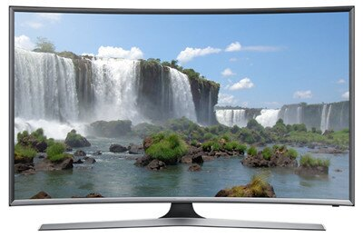 展示出清 Samsung 三星 48吋 LED液晶電視 UA48J6300AWXZW 48J6300AW 黃金曲面/數位雜訊過濾/快速連結功能 48J6300