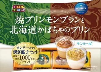 [季節限定]松尾栗子南瓜布丁巧克力(42g)