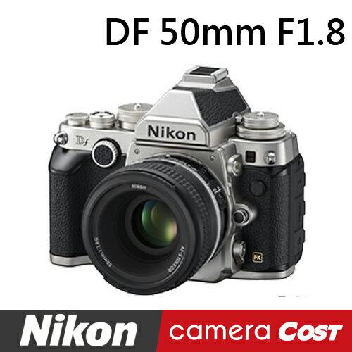 Nikon DF 全片幅單眼相機 (公司貨)