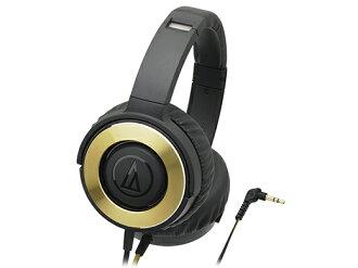 {音悅音響}鐵三角 Audio-Technica ATH-WS550 重低音 耳罩式 耳機 beats boss bass B&O B&W