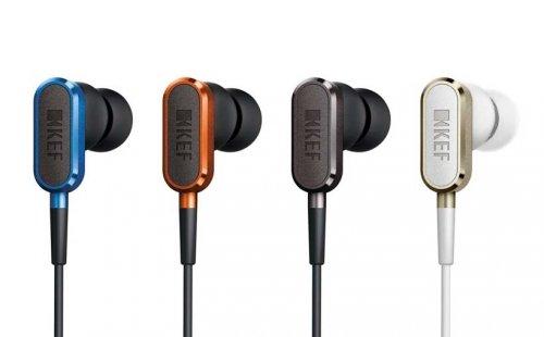 {音悅音響MUSIC HI-FI} KEF M100耳道式耳機 極致工藝 百搭聲底 共四色