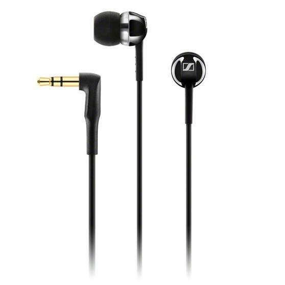 {音悅音響MUSIC HI-FI}SENNHEISER CX 1.00 超微型設計 全新聲學設計和驅動技術 耳道式耳機 黑色 公司貨