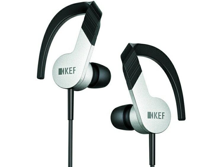 {音悅音響MUSIC HI-FI} KEF M200 耳道式耳機 Iphone 線控麥克風 Remote