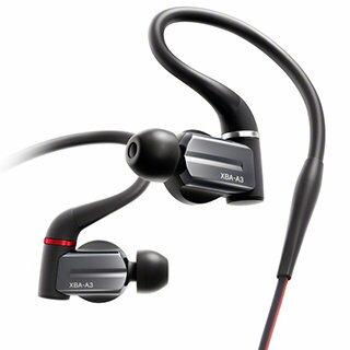 {音悅音響MUSIC HI-FI}SONY 索尼 XBA-A3 HD Hybrid 三單體設計完美的音頻表現 入耳式耳機