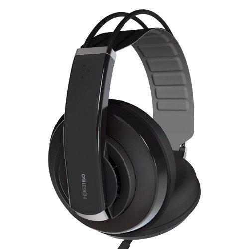 {音悅音響MUSIC HI-FI}SUPERLUX HD681EVO 半開放式監聽 耳罩式耳機 公司貨 黑色