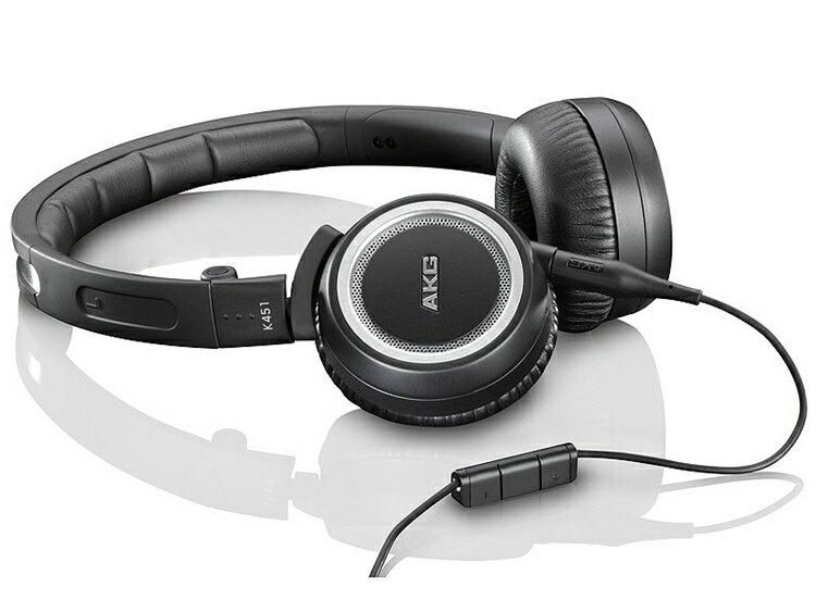 {音悅音響MUSIC HI-FI}AKG K451 小耳罩 iPhone 線控麥克風 耳機 公司貨 門市展示中