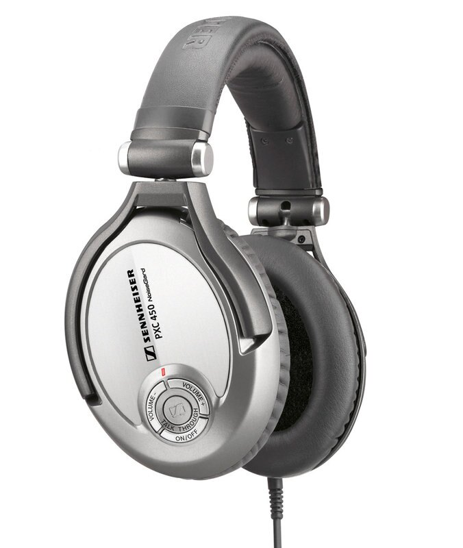 {音悅音響MUSIC HI-FI}SENNHEISER 森海塞爾 PXC450 雙耳主動式 降噪耳機 公司貨