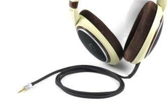 {音悅音響MUSIC HI-FI}FiiO RC-HD1 (HD598) 耳機升級線 採用日本Oyaide PCOCC-A線材 公司貨
