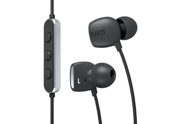 {音悅音響MUSIC HI-FI}瑞典 JAYS t-JAYS Four 耳道式耳機 重低音 iPhone、iPod、iPad 線控 麥克風 remote