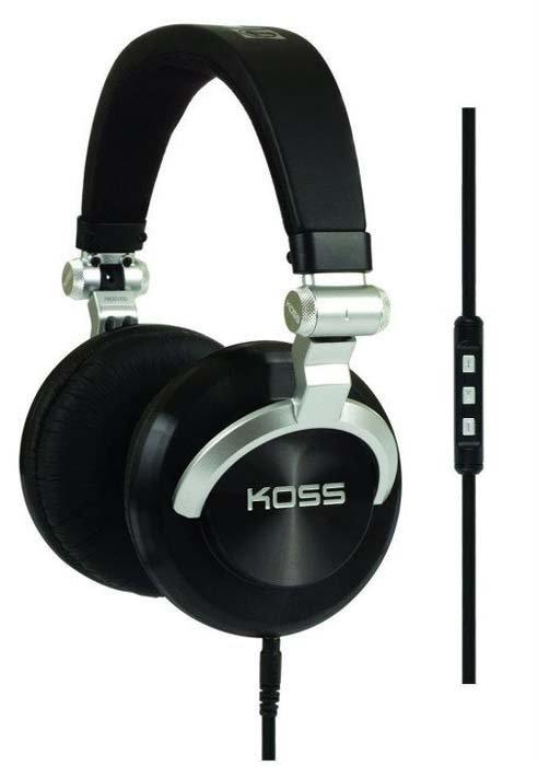 {音悅音響MUSIC HI-FI}美國 KOSS PRODJ200 重低音 麥克風 線控 iPad iPod iPhone remote 公司貨一年保固