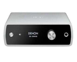 {音悅音響MUSIC HI-FI}日本天龍 DENON DA-300USB USB DAC/耳機擴大機 公司貨