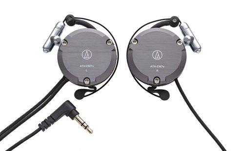 {音悅音響MUSIC HI-FI}日本 audio-technica ATH-EM7x耳掛式耳機 經典款再現