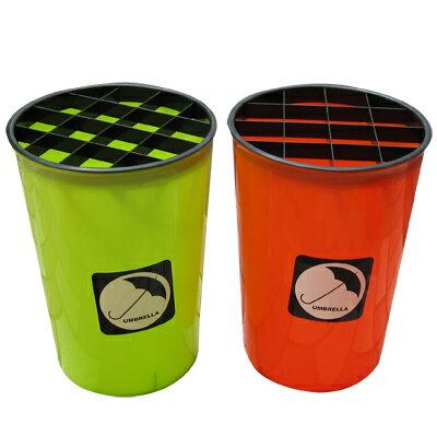 【兩用垃圾桶】NO.635 兩用籃 雨傘架/垃圾桶 (P.P桶) 顏色隨機出貨