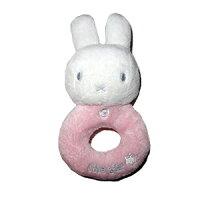 彌月禮盒推薦Miffy小搖鈴(粉色)