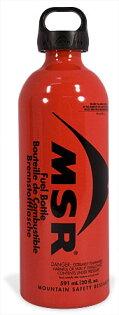 MSR 燃料油瓶/汽化爐油瓶/氣化爐油瓶 Fuel Bottle 20OZ 590ml 11831