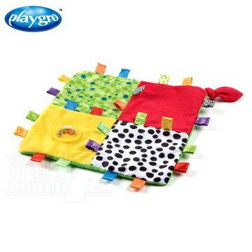 『121婦嬰用品館』playgro 小拼布布質玩具 0