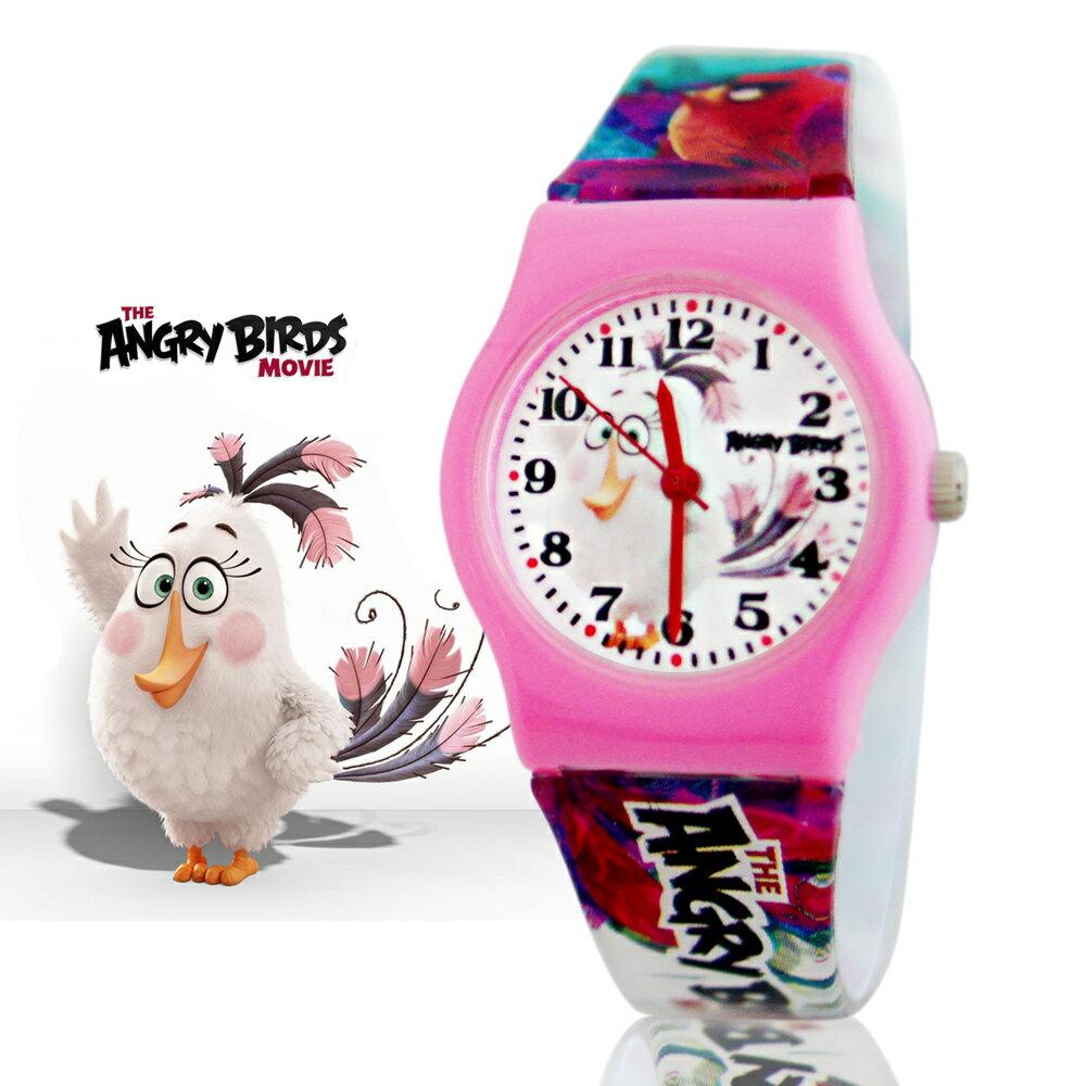 Angry Birds 憤怒鳥正版授權卡通休閒膠錶 - 奔跑瑞德 3