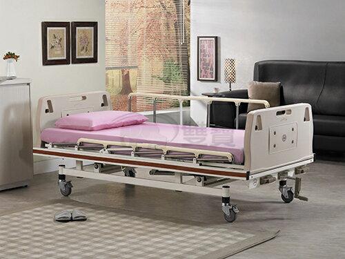 病床 立新手搖護理床(三手搖式)E01-ABS 手動病床