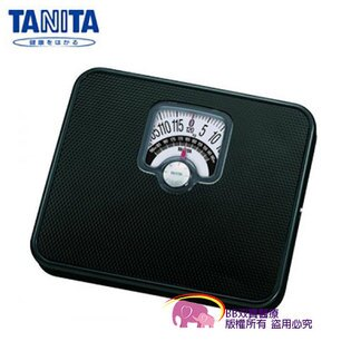 體重計HA-552BK TANITA塔尼達BMI機械式體重機